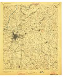 Map Of Atlanta And Surrounding Areas by Maps U2013