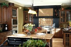 dark kitchen cabinets with backsplash dark tile backsplash white tile with dark cabinets kitchen