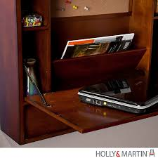 Wooden Laptop Desk by Holly U0026 Martin Holden Wall Mount Laptop Desk 55 127 020 4 20
