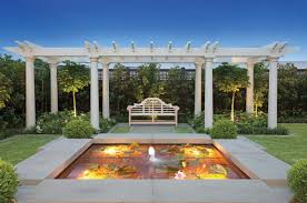 Cheap Pergolas Melbourne by Using Outdoor Symmetry When Designing The Landscape