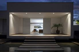 Simplemodern Simple Present Day Day Day House Casa Tb Of Aguirre Arquitetura
