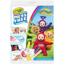 crayola colour wonder teletubbies toys r us