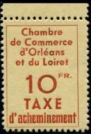 chambre de commerce orleans timbres de grève