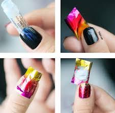 tutorial nail art foil 499 best tutorials nail art design ideas images on pinterest
