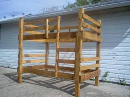 Free Plans For Wood Bunk Beds by Download Bunk Bed Design Plans Free Plans Diy Wood Dog House Kits