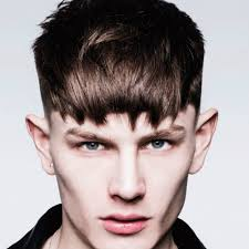 long choppy haircuts with side shaved 53 splendid shaved sides hairstyles for men men hairstyles world