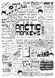 Blinded By Rainbows Lyrics Arctic Monkeys Favourite Worst Nightmare Lyrics Compilation Poster