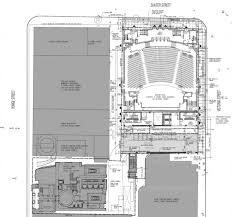 massey hall floor plan a first look at the massey hall expansion plans