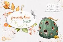 halloween clipart creation kit pumpkin halloween clipart photos graphics fonts themes templates