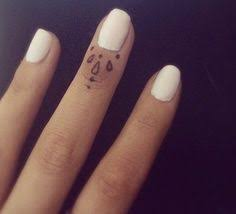 Finger Tribal - image result for finger tribal tattoos results
