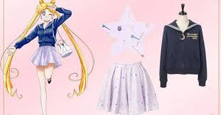 honey clothing sailor moon x honey bunch clothing collaborationsailor moon