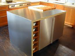 amazing stainless steel kitchen island designs u2014 the clayton design