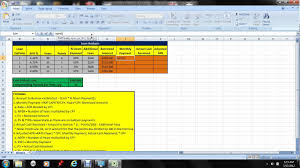 Loan Spreadsheet Fixed Rate Mortgage Loan Comparisons Utilizing Excel Avi Youtube