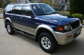 2001 mitsubishi montero sport for sale in hastings ne 99 03