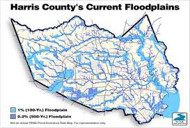 Harris County Toll Road Map The U201c500 Year U201d Flood Explained Why Houston Was So Underprepared