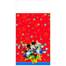 Minnie Mouse Table Covers Table Covers Party Big W