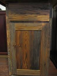 Rustic Kitchen Cabinets Rustic Cabinets With Hand Forged Hinges - Rustic kitchen cabinet