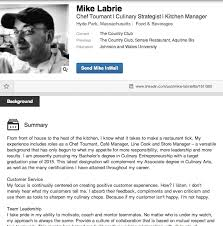 Resume Builder From Linkedin Linkedin Professional Profile Writing Services