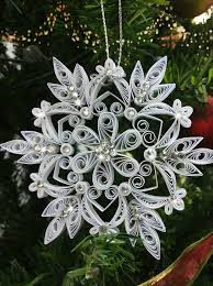 Homemade Christmas Decorations With Paper Best 25 Quilling Christmas Ideas On Pinterest Paper Quilling