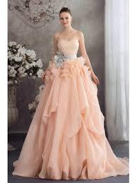pink wedding dresses wedding dresses pink gemgrace