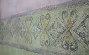 antike wandgestaltung wandgestaltung durch wandmalerei mit farben und stuck lifestyle