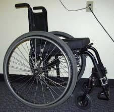 wheelchair wiktionary