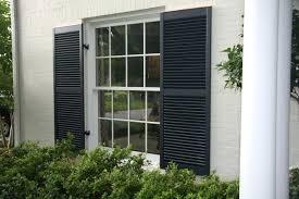 exterior wood shutters home depot diy craftsmanexterior window