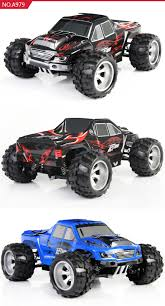 rc bigfoot monster truck 4 wheel drive rc off road cars 1 18 full proportional 2 4g 50km h