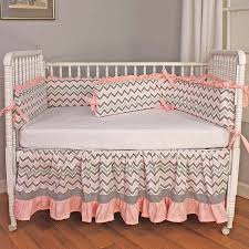 Pink Chevron Crib Bedding Chevron Pink Crib Bedding Set By Hoohobbers Rosenberryrooms