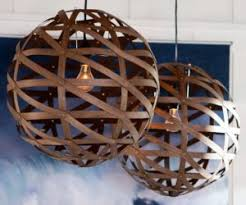 Sphere Pendant Light 11 Ingenious Diy Lighting Fixtures To Try Out This Week End
