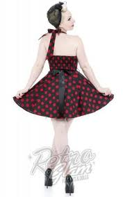 Buy Glam Red Minnie Costume by Dresses U2013 Retro Glam