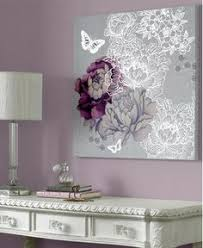 Purple And Silver Bedroom - bedroom inspiration purple silver and white to paint