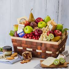 gourmet cheese baskets 23 best fruit basket gifts images on fruit company