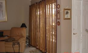 door blinds for a sliding glass door satisfying sliding window