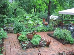 Herb Garden Idea Herb Garden Design On Excellent Small Cusribera