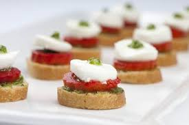 canapes ideas ideas for nibbles and canapés paperblog