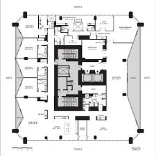 1000 museum penthouses luxury miami penthouses