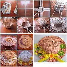 como hacer un sombrero de carton sombrero de papel periodico