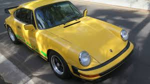 Porsche Carrera 1976 1976 Porsche 911 Carrera S95 Los Angeles 2017
