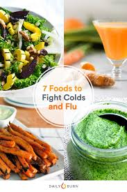 7 cold and flu fighting foods to boost your immune system