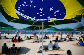 The Flag Of Brazil Photos Scenes From The 2016 Rio Olympics Komo