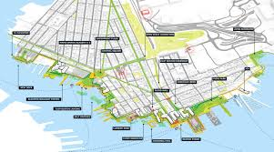 Street Map Of Boston by City Plots A Series Of Defenses For East Boston U0027s Coast Wbur News