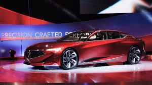 acura acura precision concept previews a radical design future roadshow