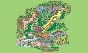 Lbl Map Theme Park Map