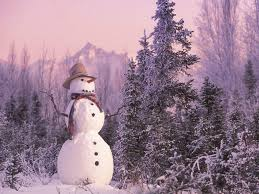 frosty snowman wallpaper wallpapersafari
