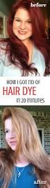 Wash Hair Before Color - best 25 hair dye removal ideas on pinterest clarifying hair