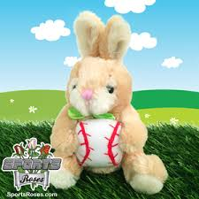 stuffed bunnies for easter sports bunnies 10 plush