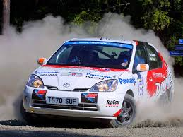 2002 toyota prius rally review supercars net
