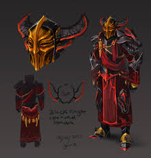 warpriest of zamorak armour armours low poly and art reference