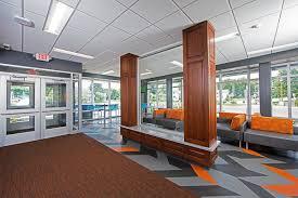 K Flooring by Patcraft Commercial Carpet Case Study For University Of Nebraska